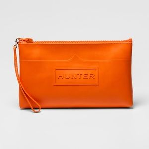 Hunter for Target Rubber Wristlet / Clutch